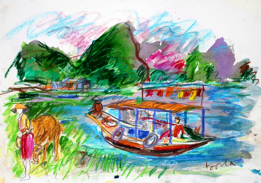 Viaggio in Vietnam 1