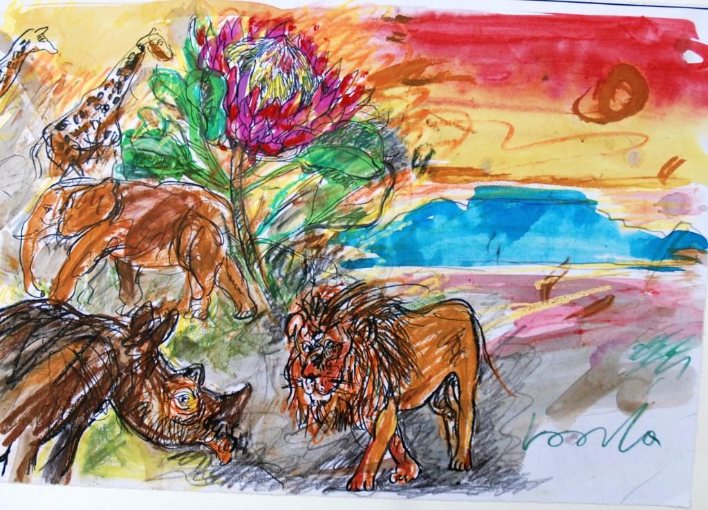 Sudafrica  il parco kruger